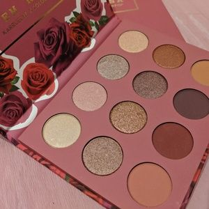Colourpop SHE shadow palette